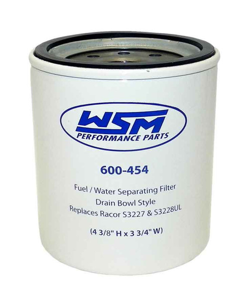 New WSM Honda Outboard Fuel/Water Separator [OEM #17670-ZW1-801AH]