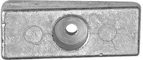 New Tecnoseal Honda Outboard Zinc Anode [Replaces OEM #41109-ZW1-003]