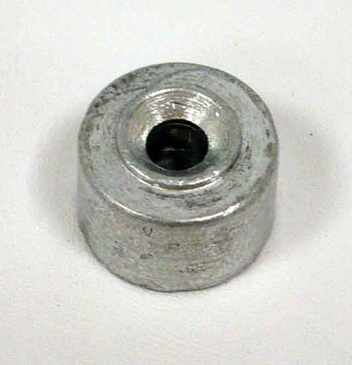 New Tecnoseal Honda Outboard Zinc Anode [Replaces OEM #s 12155-ZW5-000, 12155-ZV4-A00]