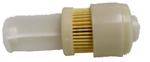 New WSM Brand Suzuki Outboard Fuel Filter [OEM # 15412-93J00]