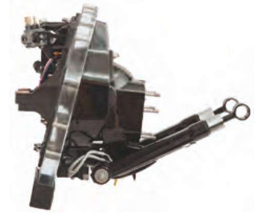 New OEM Mercruiser Alpha I Gen II Digital Transom Assembly [For Mercury 4.5L V6 Engines]