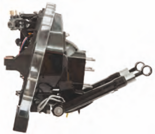 New OEM Mercruiser Bravo Digital Transom Assembly