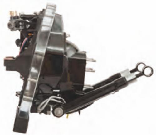 New OEM Mercruiser Bravo Digital Seacore Transom Assembly