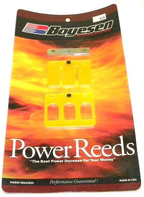 New Boyesen Suzuki Outboard 25/30/55/65 HP Power Reeds