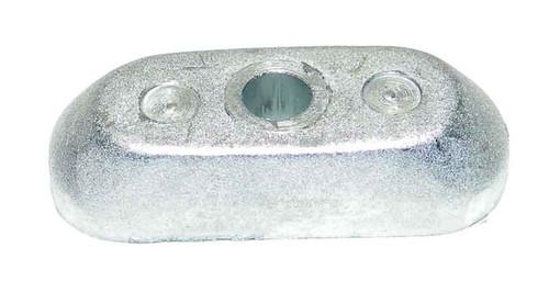 New Technoseal Suzuki 2/4/5 HP Outboard Zinc Anode [OEM #55320-98400]