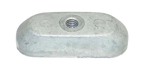 New Technoseal Suzuki 9.9/15 HP 4 Stroke Outboard Zinc Anode [OEM #41811-98500]