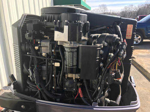 "2000 Johnson 175 HP V6 Carbureted 2 Stroke 20"" Outboard Motor"