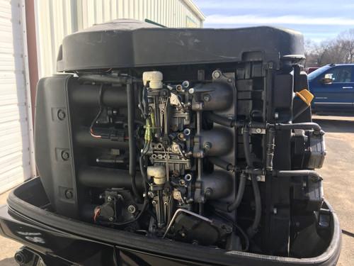 "2001 Mercury 90 HP 4 Cylinder Carbureted 4-Stroke 20"" Outboard Motor"
