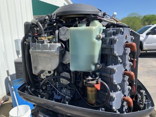 "2001 Yamaha VMax 225 HP 3.1L V6 OX66 EFI 2 Stroke 20"" Outboard Motor"