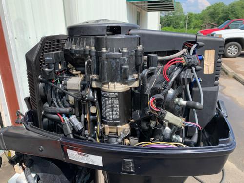 """1998 Evinrude 90 HP V4 Carbureted 2 Stroke 20"""" (L) Outboard Motor"""