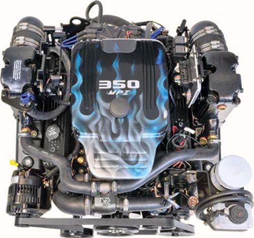 New OEM Quicksilver Plus Series Inboard Engine, 350 MPI Bravo