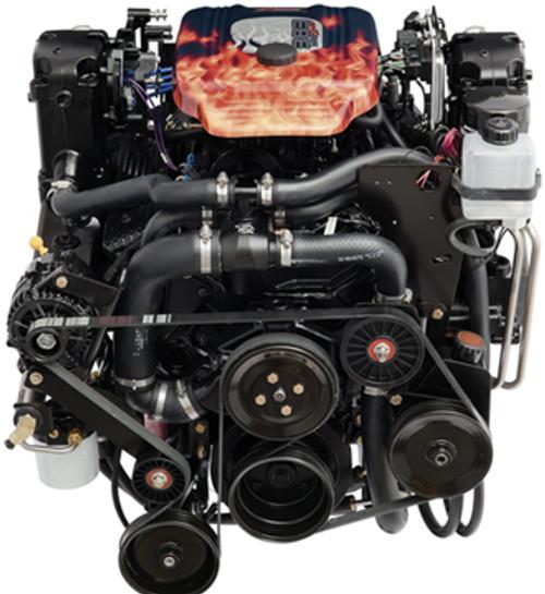 Remanufactured OEM Quicksilver Plus Series Inboard Engine, 383 MAG Stroker