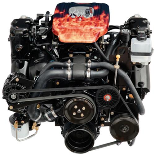 Remanufactured OEM Quicksilver Plus Series Inboard Engine, 4.3L Alpha 4V