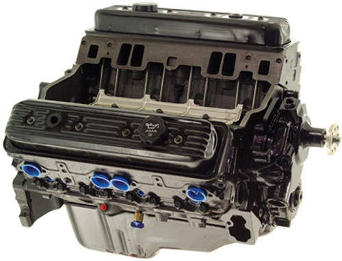 Remanufactured OEM Quicksilver 5.7L Vortec V8 Pro Series Inboard Longblock, Roller-Lifter Engines [1999 and newer]