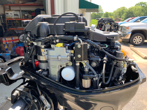 """2016 Mercury 25 HP 3 Cylinder 4 Stroke 20"""" (L) Tiller Outboard Motor"""