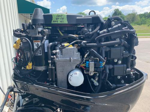 "2009 Mercury 60 HP 4 Cylinder Fuel Injection 4 Stroke 20"" (L) Bigfoot Outboard Motor"