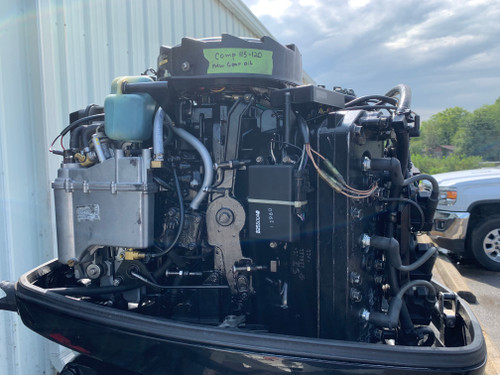 "2001 Mercury 200 HP V6 EFI 2 Stroke 20"" (L) Outboard Motor"