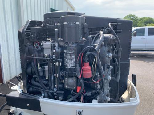 "1992 Evinrude 150 HP V6 Carbureted 2 Stroke 25"" (X) Outboard Motor"