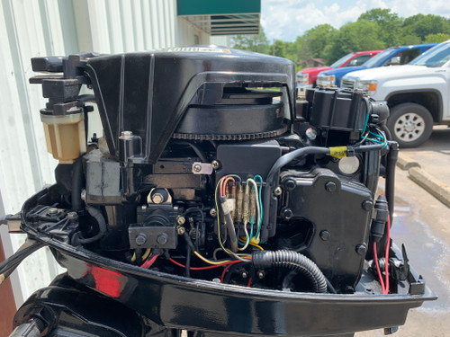 """2001 Mercury 25 HP 2 Cylinder Carb 2 Stroke 20"""" (L) Outboard Motor"""