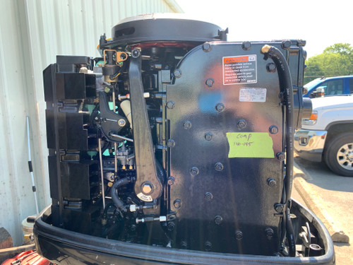 """2002 Mercury 125 HP 4 Cylinder Carbureted 2 Stroke 20"""" (L) Outboard Motor"""