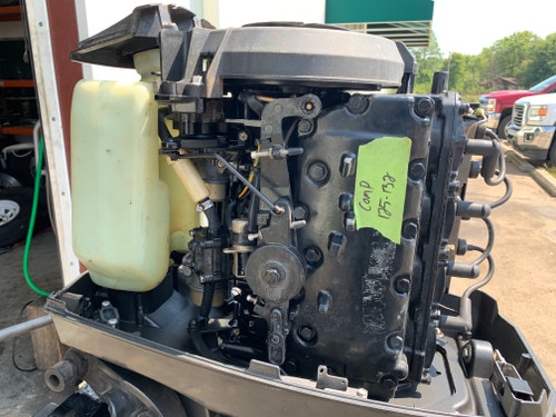 "1995 Mercury Tracker 40 HP Pro Series 4 Cylinder Carbureted 2 Stroke 20"" (L) Outboard Motor"