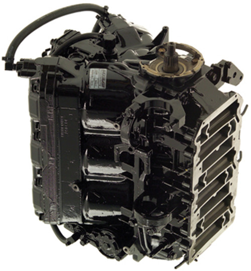 Remanufactured OEM Quicksilver V-200 2.5L Outboard Powerhead