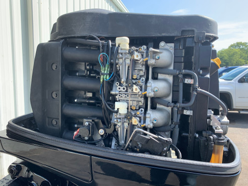 "2004 Mercury 75 HP 4 Cylinder Carbureted 4 Stroke 20"" (L) Outboard Motor"