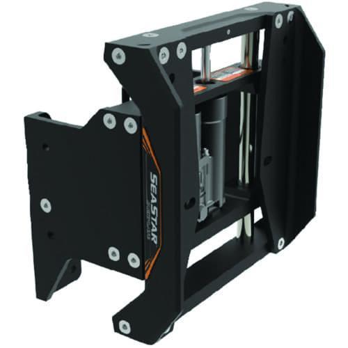 "Seastar Solutions Standard 6"" Setback Hydraulic Jackplate"
