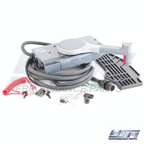 WSM Brand Control Box Assembly Yamaha YAMAHA 30 HP 2001 - PULL TO OPEN