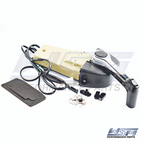 WSM Brand Binnacle Control Box Assembly Yamaha 50 / 115 / 250 HP - PUSH TO OPEN