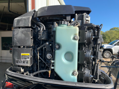 "1996 Mercury 225 HP V6 Carbureted 2 Stroke 25"" (X) Outboard Motor"
