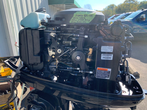 """2003 Mercury 50 HP 3 Cylinder Carbureted 2 Stroke 20"""" (L) Outboard Motor"""