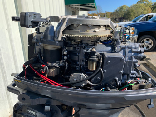 "1995 Yamaha 40 HP 2 Cylinder Carbureted 2 Stroke 20"" (L) Outboard Motor"