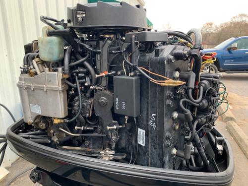 "1998 Mercury 150 HP 2.5L V6 EFI 2 Stroke 20"" (L) Outboard Motor"