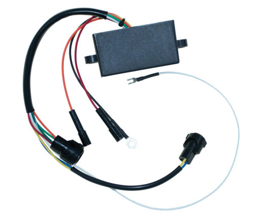 New CDI Chrysler/Force 55-125 HP B/C Ignition Pack with Plug (1980-86)