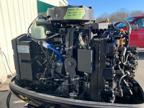 "1998 Mercury 150 HP 2.5L V6 Carbureted 2 Stroke 20"" (L) Outboard Motor"