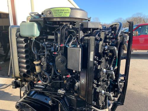 "1986 Mercury 200 HP 2.4L V6 Carbureted 2 Stroke 20"" (L) Outboard Motor"
