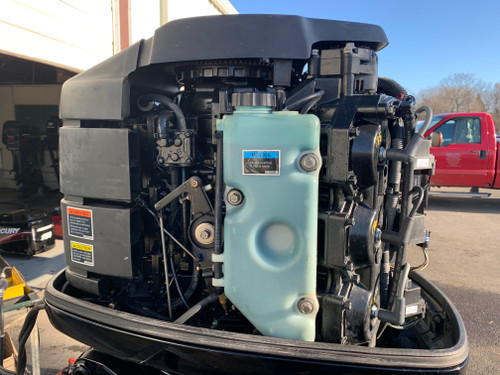 "1996 Mercury 225 HP 3.0L V6 Carbureted 2 Stroke 25"" (X) Outboard Motor"