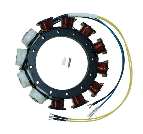 New CDI Chrysler/Force 5 Cylinder Converter Stator [Replaces OEM#s 332-4796A7-8]