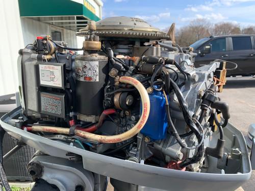"""1983 Evinrude 115 HP V4 Carbureted 2 Stroke 20"""" (L) Outboard Motor"""