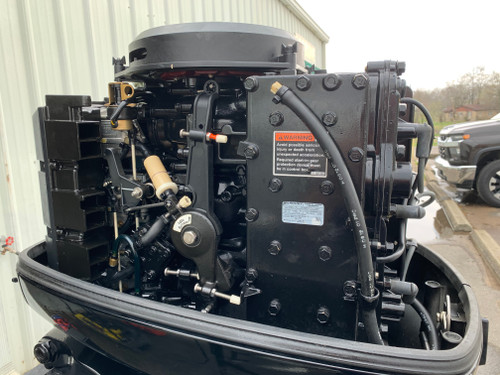 "2002 Mercury Tracker 90 HP 4 Cylinder Carbureted 2 Stroke 20"" (L) Outboard Motor"