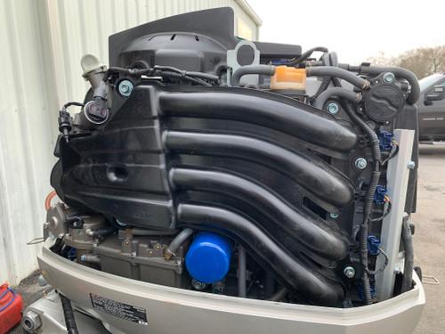 """2008 Honda VTEC 90 HP 4 Cylinder EFI 4 Stroke 20"""" (L) Outboard Motor"""