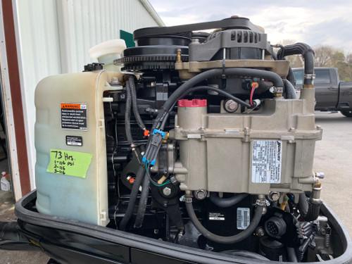 "2006 Mercury Optimax 90 HP 3 Cylinder DFI 2 Stroke 20"" (L) Outboard Motor"