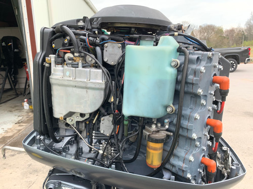 "2003 Yamaha 250 HP 3.1L OX66 VMax V6 EFI 2 Stroke 20"" (L) Outboard Motor"