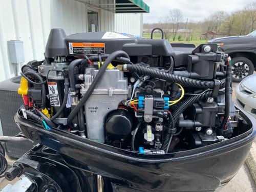 "2018 Mercury 40 HP 3 Cylinder EFI 4 Stroke 20"" (L) Outboard Motor"