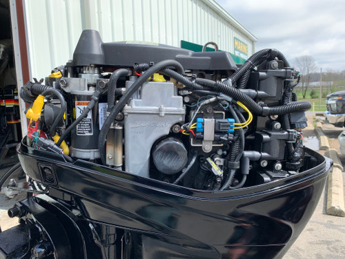 "2012 Mercury 40 HP 3 Cyl EFI 4 Stroke 20"" (L) Outboard Motor"