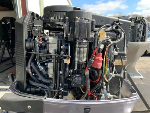 """1993 Johnson 150 HP V6 Carbureted 2 Stroke 20"""" (L) Outboard Motor"""