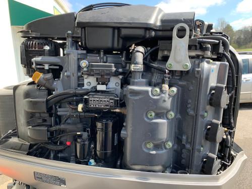"""2007 Honda VTec 225 HP V6 EFI 4 Stroke 20"""" (L) Outboard Motor"""