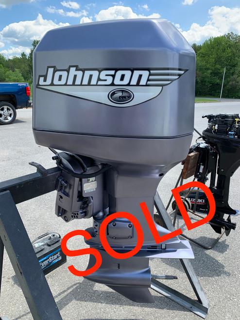 "2000 Johnson High Output 225 HP V6 Carbureted 2 Stroke 20"" (L) Outboard Motor"
