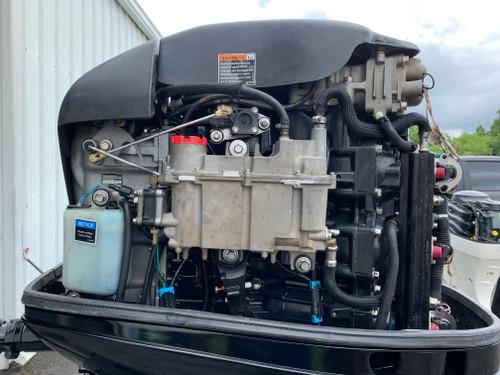 "2003 Mercury Optimax 225 HP V6 DFI 2 Stroke 20"" (L) Outboard Motor"